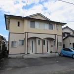 長浜町2丁目・リトルハウス2号(テラスハウス・メゾネットタイプ)戸建感覚のお家です。